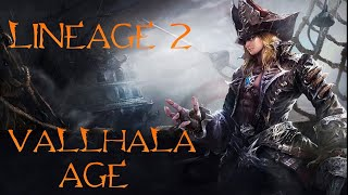 Lineage 2 стрим сервер Vallhala age / Игра за некра , Стрим онлайн Lineage 2 russia