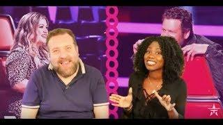 The Voice: Blake vs Kelly