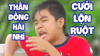 Cười Lộn Ruột Với Truyền Nhân Của Hoài Linh - Thần Đồng Hài Kịch Bé Nguyễn Huy