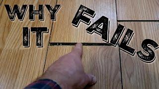 Teen Room Renovation - Why Cheap Flooring Fails