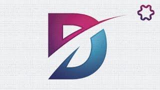 Text Logo Design illustrator tutorial useing font / Adobe illustrator Letter Logo Design Tutorial