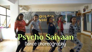 Psycho Saiyaan   Saaho   Dance choreography   Dinesh Deo   Golden Steppers   Shradha Kapoor,Prabhas