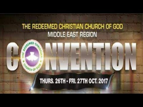 RCCG Middle East Region CONVENTION 2017