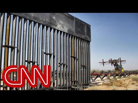 Internet trolls Trump's steel border wall idea