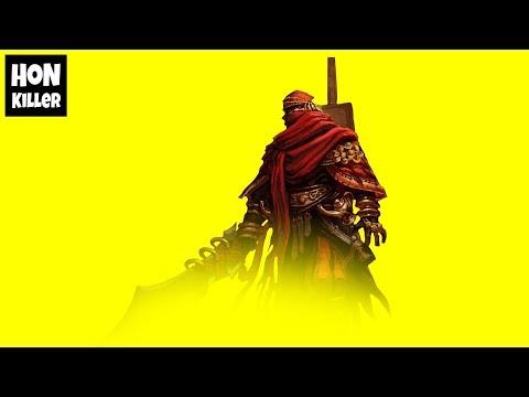 HoN Nomad Gameplay  MISSSAN123  Legendary