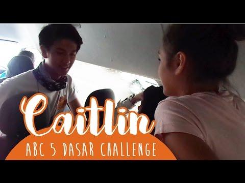 ABC 5 DASAR CHALLENGE With CJR :3 (Dibuang Sayang)