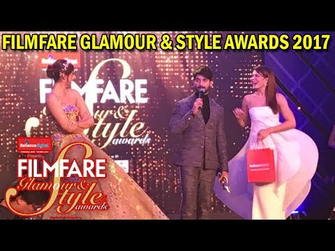 FILMFARE AWARDS 2017 FULL SHOW | Red Carpet  | Bollywood Filmfare Glamour & Style Awards 2017 - 2018
