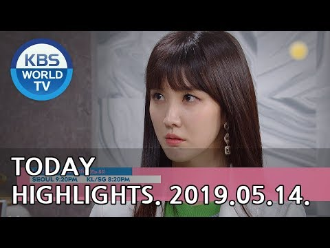 Today Highlights-Home for Summer E7/Left-Handed Wife E85/My Fellow Citizens! E25-26[2019.05.14]