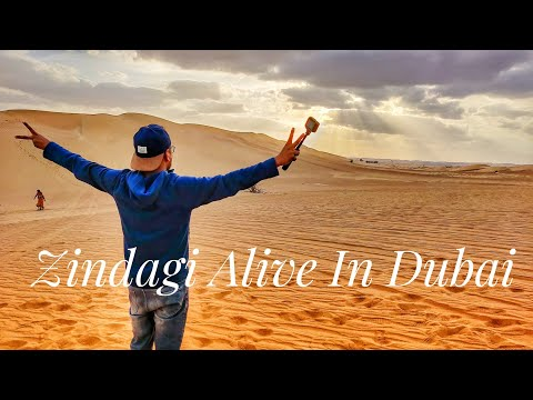 Dubai Web Series Ep.2 -Desert Safari ,Belly Dance ,Camel Ride & Many more