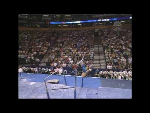 Courtney Kupets - Uneven Bars - 2004 U.S. Gymnastics Championships - Women - Day 2