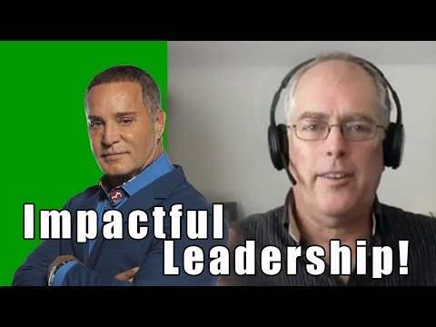 Dov Baron's Secret For Impactful Leadership - #Podcasting Updates With Power #Podcasts