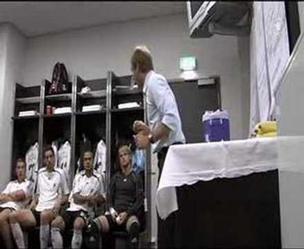 Germany vs. Argentina Fifa World Cup 2006 (1:1) Coaching