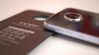 review incipio offgrid power pack moto mod en espaol