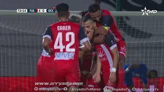 الفتح الرياضي 4-0 أولمبيك آسفي هدف رضى جعدي في الدقيقة 73