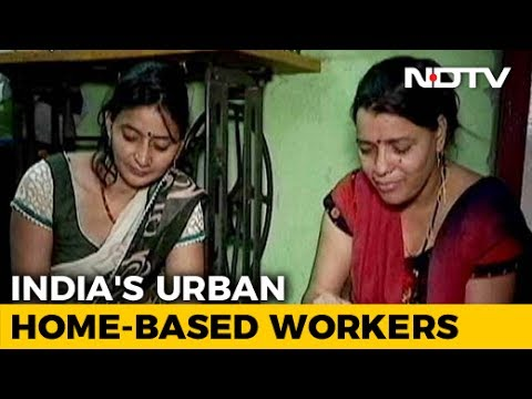India's Home-Based Working Women Struggle For Recognition