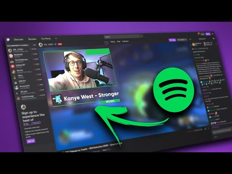 The BEST Way To Add Spotify NOW PLAYING To Your Stream