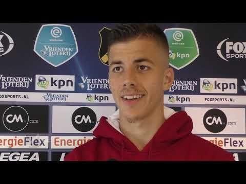 INTERVIEW   Voorbeschouwing op VVV-NAC met Luka Ilic
