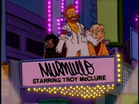 The Simpsons - Dr Zaius (Murmullo Remix) [Official Video]