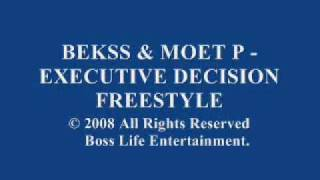 FREESTYLE TO EXECUTIVE DECISION BY THE FIRM NAS,NATURE & AZ