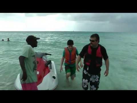 Jamaica 2013 Jet Ski