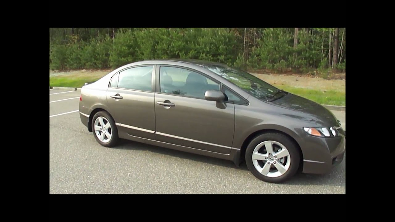 2011 Honda Civic Lx S Youtube