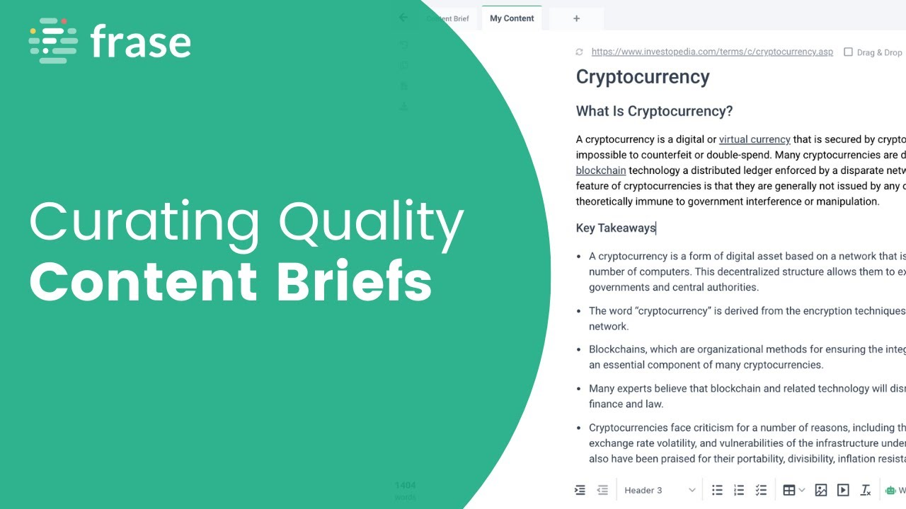 Download Curating Quality Content Briefs