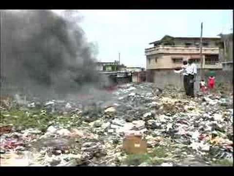 The Digital Dump Official Trailer - Illegal Electronic Waste Trade