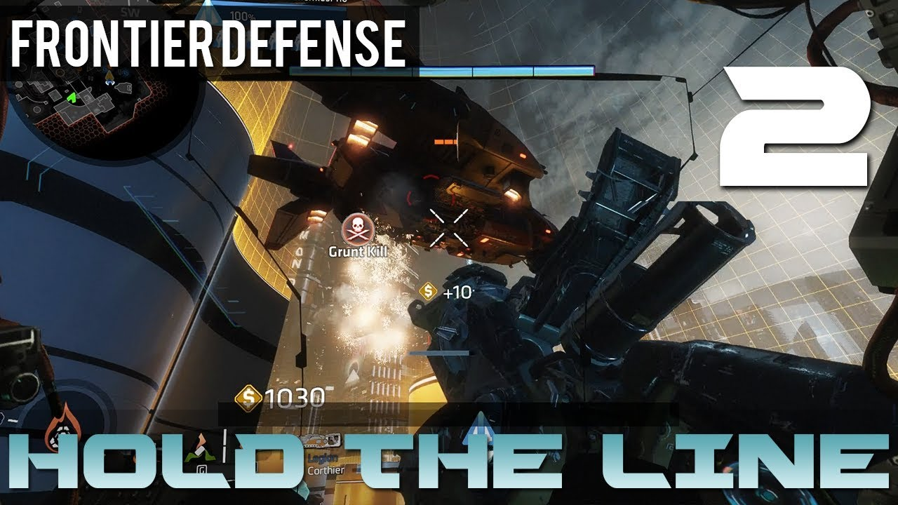 how to play hold the line