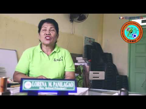 TCNHS Principal gives here message for TINGOGTALISAY2015