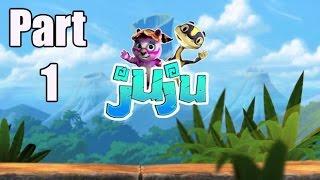 Let's Play Juju (Xbox 360) Part: 1 - A Fun Little Platformer Arcade Game