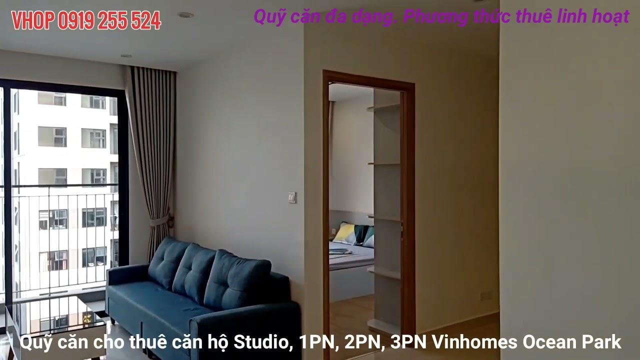 image Cho thuê các căn hộ tại Vinhomes Ocean Park (nội thất cơ bản và nội thất đầy đủ) với giá ưu đãi 💥