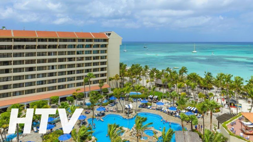 Occidental Grand Aruba All Inclusive Resort Hotel En Palm Beach