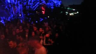 Brigade & Niels Poensgen @ Distortion festival (Keller´s Fire truck stage)