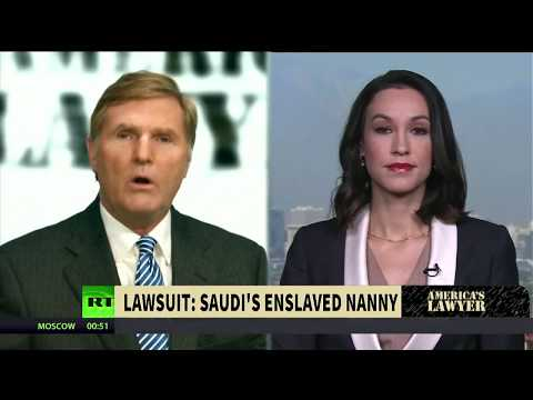 Lawsuit: Nanny Enslaved by Saudi Royal Family Lawyer