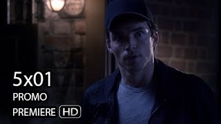 "Pretty Little Liars 5x01 Promo [HD] - ""EscApe From New York"" - Season 5 Episode 1"