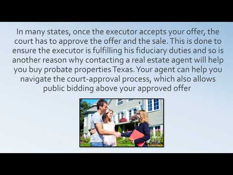 Why Contacting a Real Estate Agent Will Help You Buy Properties in Texas