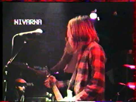 Nirvana - Tad Live At Fahrenheit Concerts FULL CONCERT