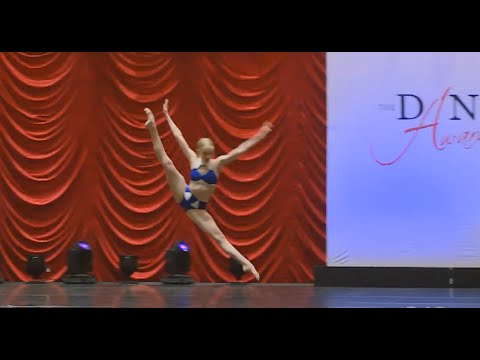 Lucy Vallely  Crave solo for best dancer 2015