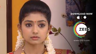 Ninne Pelladatha | Best Scene | EP - 41 | Anusha Hegde, Bhoomi shetty | Zee Telugu