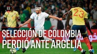 Selección de Colombia: un pobre balance futbolístico en los amistosos FIFA - El Espectador