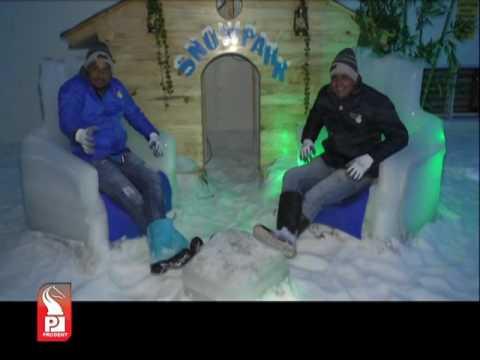Prudent Media Weekend Getaway Snowpark 06may17│Prudent Media Goa