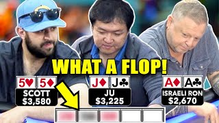 A FLOP THAT DREAMS ARE MADE OF ♠ Live at the Bike!