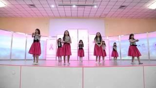 فرقة أثر .. أوبريت بسمة وردية .. حملة البيت الوردي بالبكيرية
