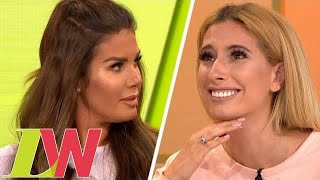 Stacey Solomon and Rebekah Vardy Learn When They're Going to Die | Loose Women