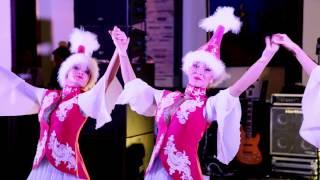 Красивый Казахский танец от лучшего шоу-балета Казахстана. www.Diamante.kz