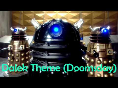 Doctor Who Unreleased Music - Doomsday - Dalek Theme (Doomsday)