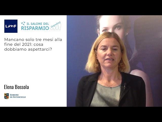 SdR21 - Elena Bossola (Edmond de Rothschild)
