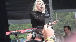 Grouplove Let Me In Live Firefly Music Festival Dover DE June 21 2014