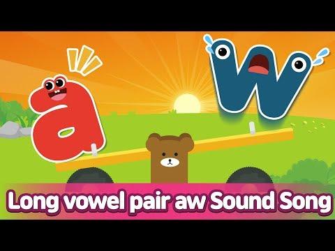 Long vowel pair