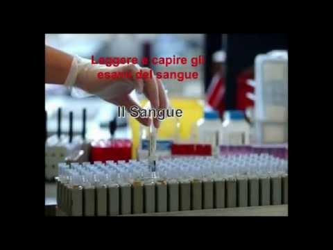 Esami del sangue - Leggerli e capirli - Le basiиз YouTube · Длительность: 2 мин56 с